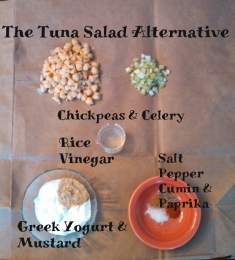 The Tuna Salad Alternative Ingredients